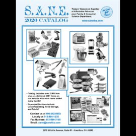 Announcing the 2020 SANE Catalog!
